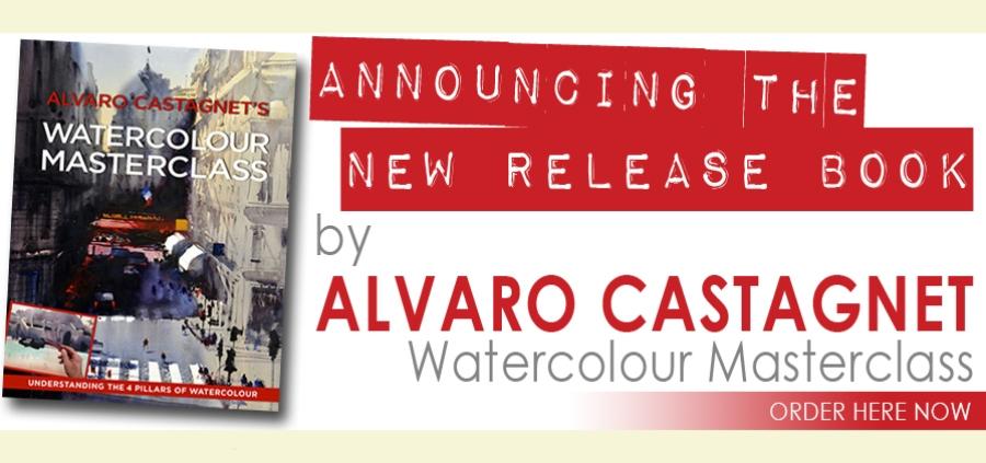 Alvaro Castagnet Watercolour Masterclass