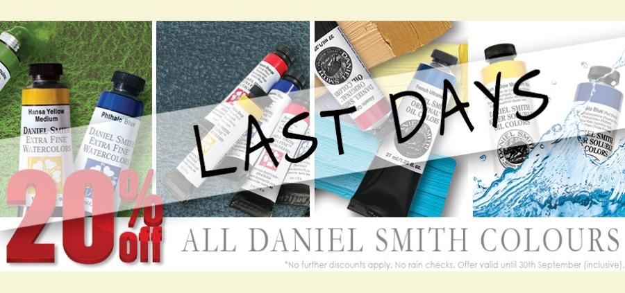 Daniel Smith LAST DAYS