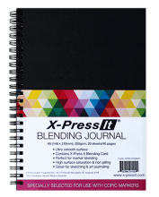 X-Press It Blending Journal 250gsm A5