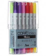 Copic Ciao Set 12B