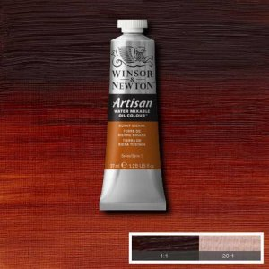 Burnt Sienna Artisan 200ml