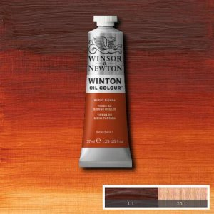 Burnt Sienna Winton 200ml