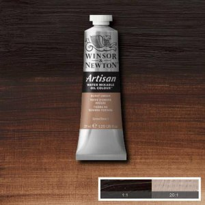 Burnt Umber Artisan 200ml