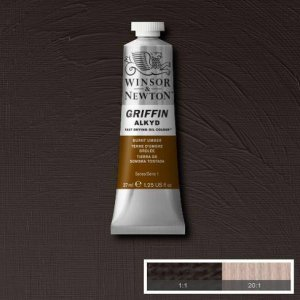 Burnt Umber Griffin 37ml