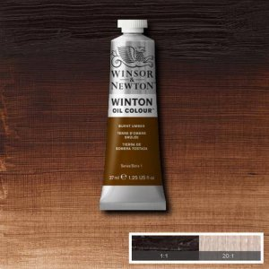 Burnt Umber Winton 200ml