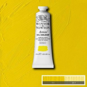 Cadmium Lemon Winsor & Newton Aoc 37ml