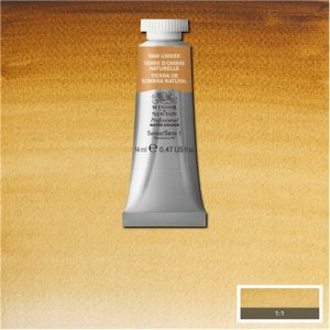 Raw Umber Awc Winsor & Newton 14ml