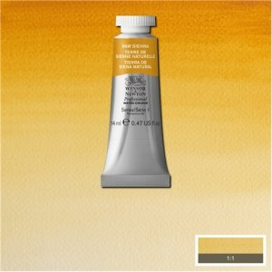 Raw Sienna Awc Winsor & Newton 14ml
