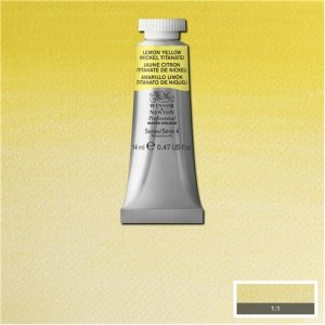 Lemon Yellow Awc Winsor & Newton 14ml