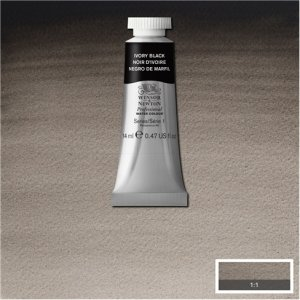 Ivory Black Awc Winsor & Newton 14ml