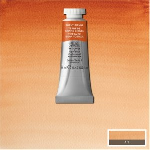 Burnt Sienna Awc Winsor & Newton 14ml