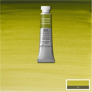 Olive Green Awc Winsor & Newton 5ml