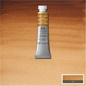 Burnt Umber Awc Winsor & Newton 5ml