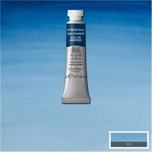 Antwerp Blue Awc Winsor & Newton 5ml