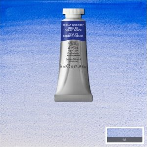 Cobalt Blue Deep Awc Winsor & Newton 14ml