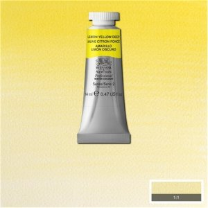 Lemon Yellow Dp Awc Winsor & Newton 14ml