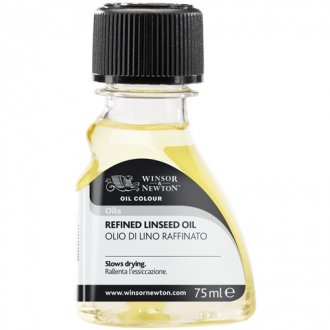 Refined Linseed Oil Wn 75ml