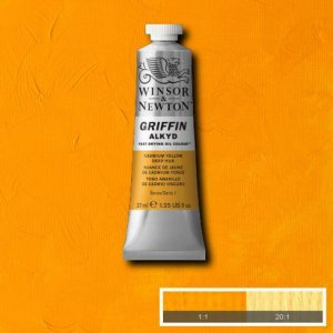 Cadmium Yellow Dp Griffin 37ml