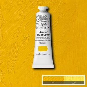 Cadmium Yellow Pale Winsor & Newton Aoc 37ml