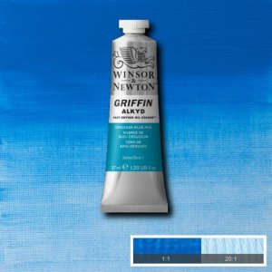 Cerulean Blue Hue Griffin 37ml