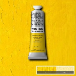 Chrome Yellow Hue Winton 37ml