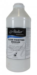 Clear Painting Med Atelier 1ltr