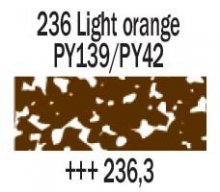 236.3 Light Orange Rembrandt Soft Pastel