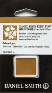 Yellow Ochre DS 1/2 Pan