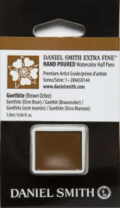 Goethite (Brown Ochre) DS 1/2 Pan