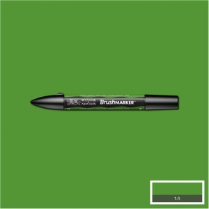 Forest Green (G356) Winsor Brush Marker