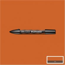 Saddle Brown (O345) Winsor Brush Marker