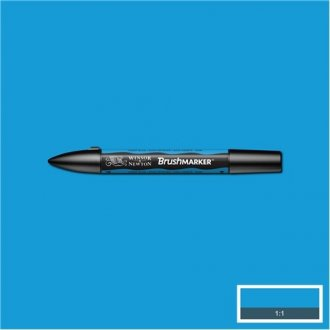 Cadet Blue (B336) Winsor Brush Marker