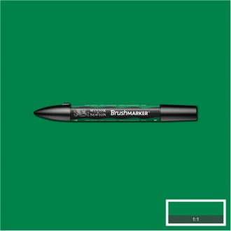 Lush Green (G756) Winsor Brush Marker