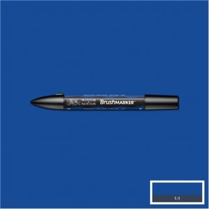 Royal Blue (V264) Winsor Brush Marker