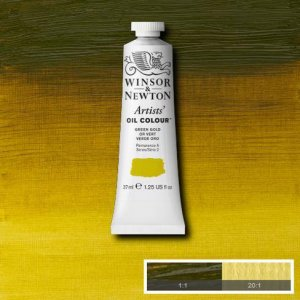 Green Gold Winsor & Newton Aoc 37ml