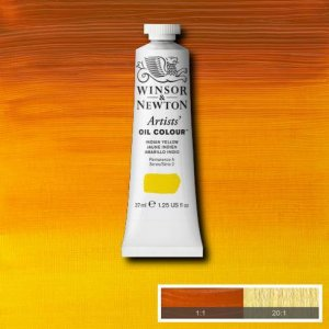 Indian Yellow Winsor & Newton Aoc 37ml