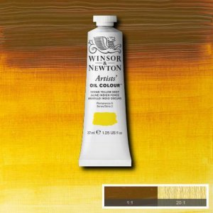 Indian Yellow Dp Winsor & Newton Aoc 37ml