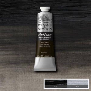 Ivory Black Artisan 37ml