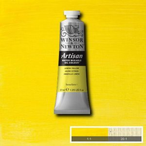 Lemon Yellow Artisan 37ml
