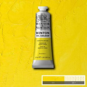 Lemon Yellow Winton 37ml