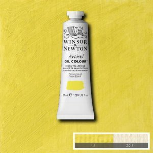 Lemon Yellow Hue Winsor & Newton Aoc 37ml
