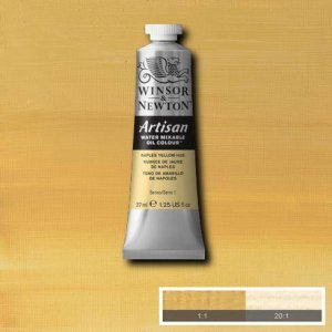 Naples Yellow Hue Artisan 37ml