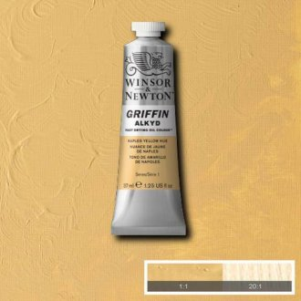 Naples Yellow Hue Griffin 37ml