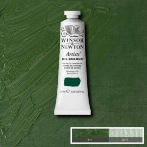 Oxide Of Chromium Winsor & Newton Aoc 37ml