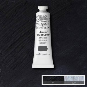 Paynes Gray 37ml Winsor & Newton Aoc
