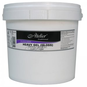 Heavy Gel (Gloss) Atelier 4ltr