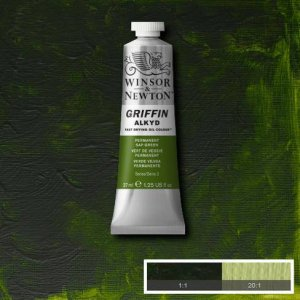 Permanent Sap Green Griffin 37ml