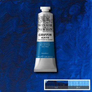 Phthalo Blue Griffin 37ml