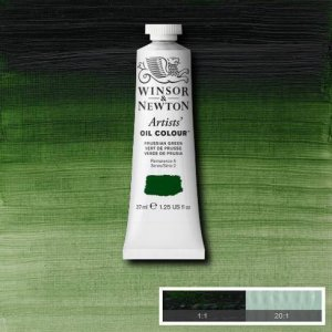 Prussian Green Winsor & Newton Aoc 37ml