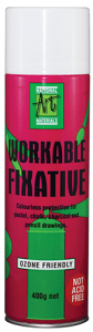 Workable Fixative Mat Spray NAM 400ml